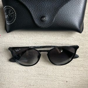 RayBan sunglasses-perfect condition-Erika metal